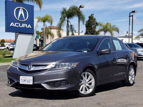 Pre-Owned 2017 Acura ILX FWD 4D