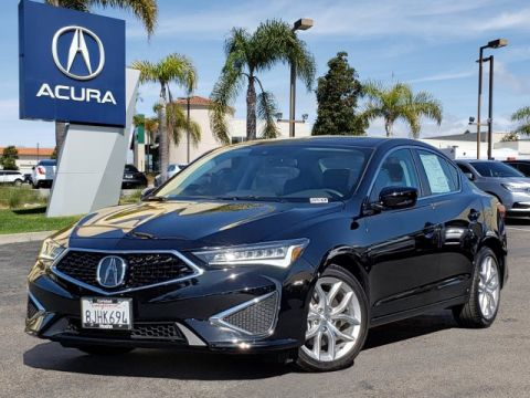 Pre-Owned 2019 Acura ILX FWD 4D