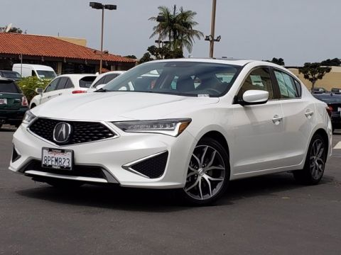Pre-Owned 2020 Acura ILX FWD 4D