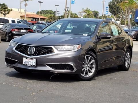 Pre-Owned 2020 Acura TLX FWD 4D
