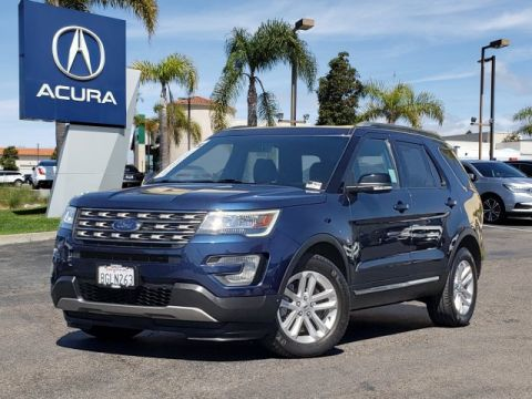 Pre-Owned 2017 FORD EXPLORER XLT FWD SV