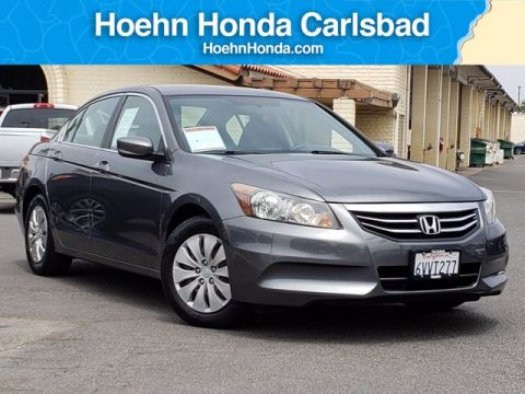 Pre-Owned 2012 Honda Accord Sdn LX FWD 4dr Car