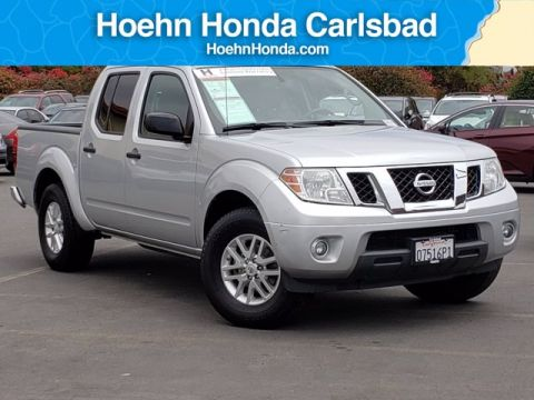 Pre-Owned 2016 Nissan Frontier SV RWD Crew Cab Pickup