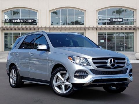Pre-Owned 2017 Mercedes-Benz GLE GLE 350 RWD Sport Utility