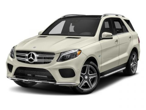 Pre-Owned 2018 Mercedes-Benz GLE GLE 550e AWD 4MATIC Sport Utility