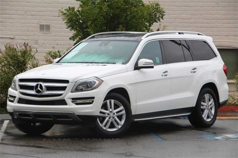 Pre-Owned 2016 Mercedes-Benz GL-Class GL 450 4MATIC® 4D Sport Utility