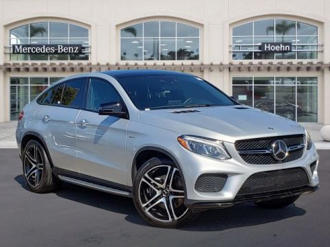 Pre-Owned 2018 Mercedes-Benz GLE AMG® GLE 43 AWD 4MATIC Sport Utility