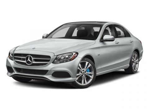 Pre-Owned 2017 Mercedes-Benz C-Class C 350e RWD 4dr Car
