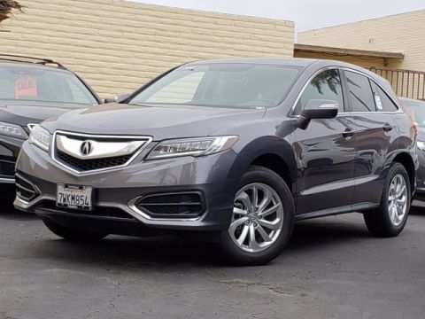 Pre-Owned 2017 Acura RDX FWD UT