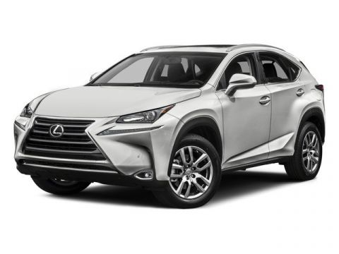 Pre-Owned 2015 Lexus NX 200t 200t FWD Sport Utility