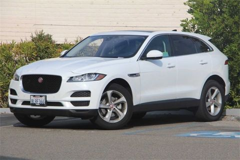 Certified Pre-Owned 2020 Jaguar F-PACE 25t Premium AWD SUV