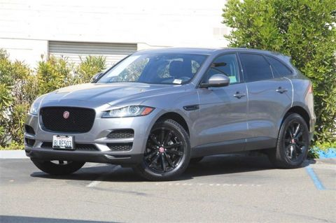 Certified Pre-Owned 2020 Jaguar F-PACE 25t Prestige AWD SUV