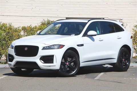 Certified Pre-Owned 2017 Jaguar F-PACE 35t R-Sport AWD 4D Sport Utility