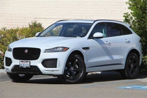 Certified Pre-Owned 2020 Jaguar F-PACE 25t Checkered Flag AWD SUV