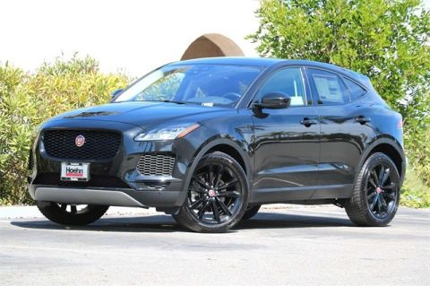 New 2020 Jaguar E-PACE Base AWD SUV