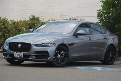Certified Pre-Owned 2020 Jaguar XE S AWD 4 Door Sedan