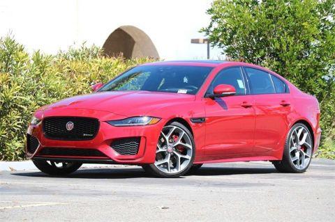 New 2020 Jaguar XE S AWD 4 Door Sedan
