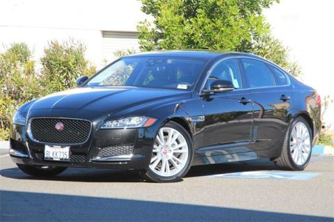 Certified Pre-Owned 2020 Jaguar XF Premium AWD 4 Door Sedan