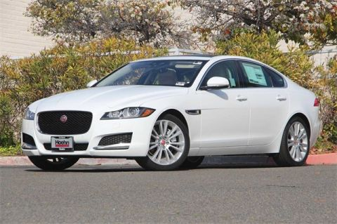 New 2020 Jaguar XF Prestige AWD 4 Door Sedan