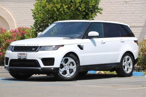 Certified Pre-Owned 2020 Land Rover Range Rover Sport HSE 4WD 4D Sport Utility