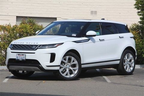 Certified Pre-Owned 2020 Land Rover Range Rover Evoque SE AWD 4D Sport Utility