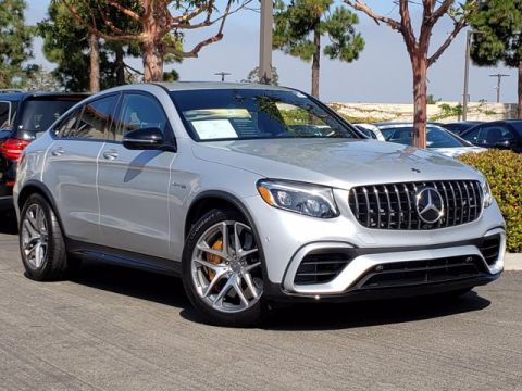 Pre-Owned 2019 Mercedes-Benz GLC AMG® GLC 63 S AWD 4MATIC Sport Utility