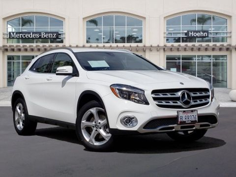 Pre-Owned 2019 Mercedes-Benz GLA GLA 250 AWD 4MATIC Sport Utility