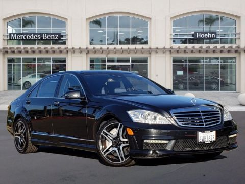 Pre-Owned 2012 Mercedes-Benz S-Class S 63 AMG® RWD 4dr Car