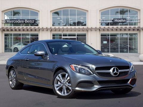 Pre-Owned 2017 Mercedes-Benz C-Class C 300 RWD 2dr Car