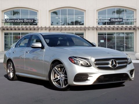 Pre-Owned 2017 Mercedes-Benz E-Class RWD 4dr Car