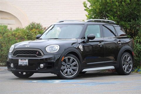 Pre-Owned 2017 MINI Cooper S Countryman Base FWD 4D Sport Utility